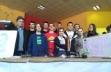 Ученици на ИНОСТ-у