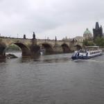 Карлов мост с Влтаве