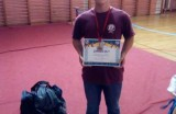 Medalja našem učeniku