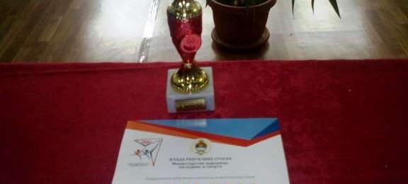 Сребрна медаља у женском фудбалу