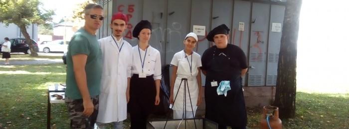 Mladi ugostitelji osvojili 3. mjesto na Gastro susretima
