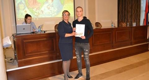 Damjan Cvijić – pobjednik literarnog konkursa