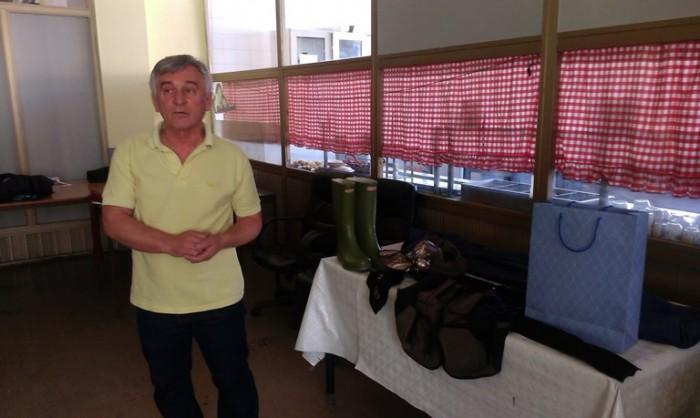 Одлазак у пензију проф. Миленка Поповића