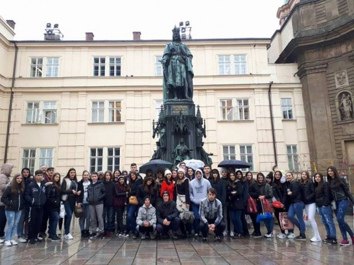 Путовање у Праг, Дрезден и Братиславу
