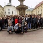 Заједничка слика у Прашком дворцу