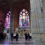 Унутрашњоста катедрале Св. Вита