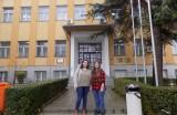 Хана и Виола у посјети начелнику Општине