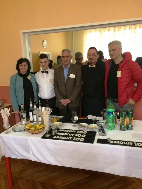 Кулинари и угоститељи на републичком такмичењу