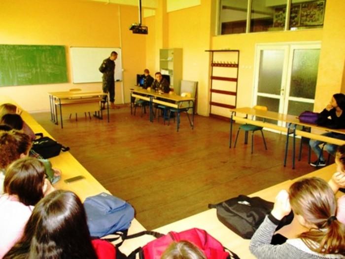 Предавање о минама