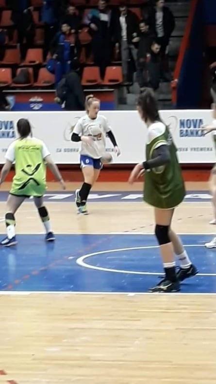 Дејана Јанковић – перспективна рукометашица